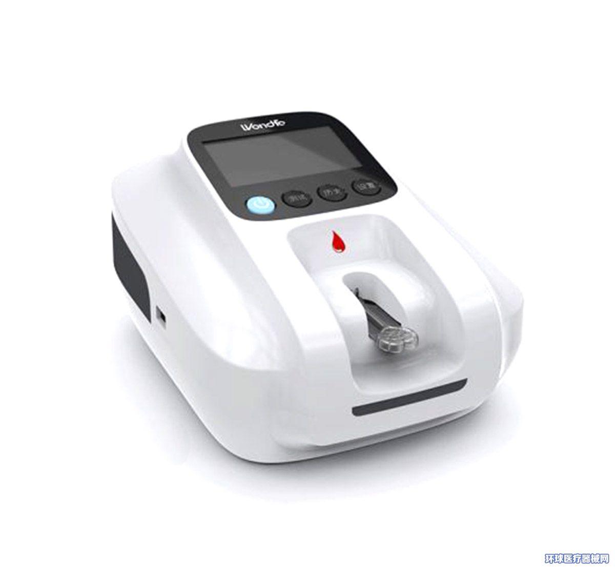万孚即时凝血分析仪OCG-102