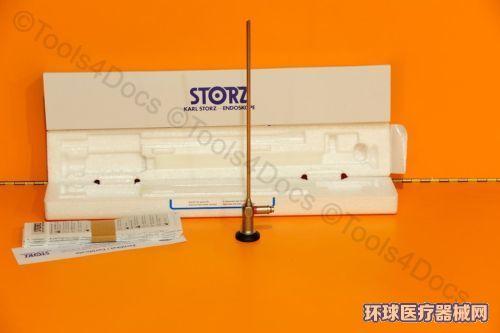 德国Storz史托斯30°小儿腹腔镜26011BA