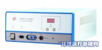 上海沪通GD350-P型单极高频电刀