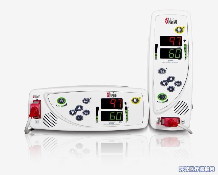 迈心诺脉搏血氧饱和度测量仪Rad-8