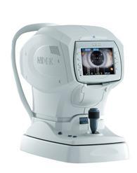 日本尼德克电脑验光/角膜曲率/眼压计TONOREFⅡ