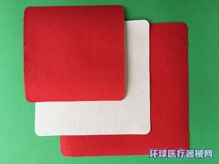 济宁圣�B生产红白棉布膏药布传统黑膏药布