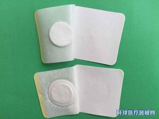 专业生产医用吸水棉敷料贴液体膏药布吸水棉膏药布