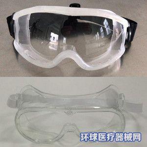 康泉医用隔离眼罩(医用防护眼镜)
