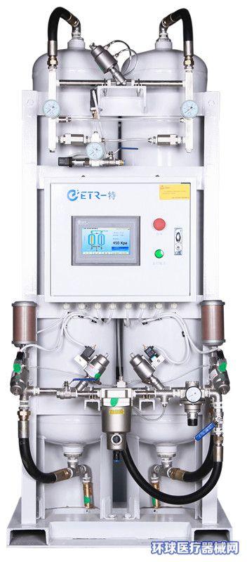 一特股份医用分子筛制氧机