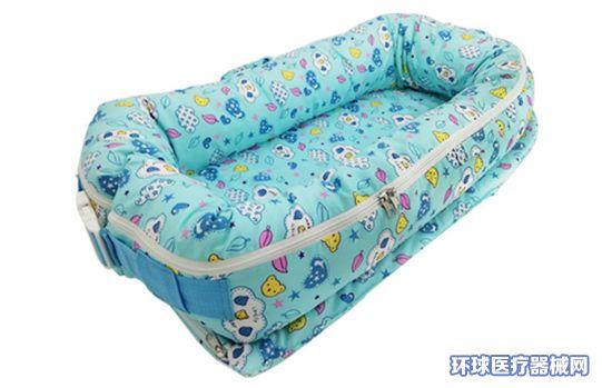 蒙泰APN宝宝保暖鸟巢婴儿床(便捷式床中床)H-009