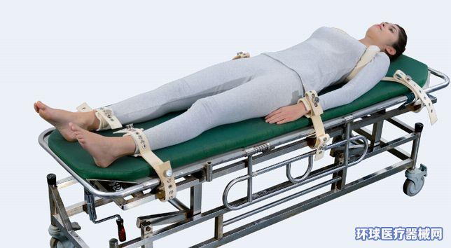 蒙泰APN医用磁控约束带(精神病人四肢/肩部约束带)紧急约束