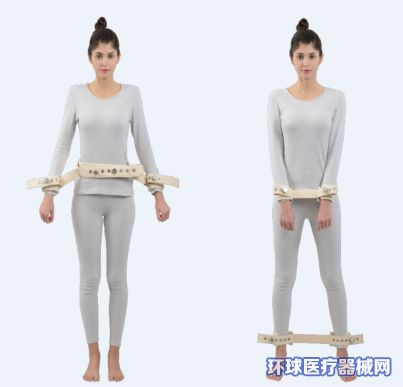 蒙泰APN医用磁控约束带站立约束(手腰/双手/双脚约束带)