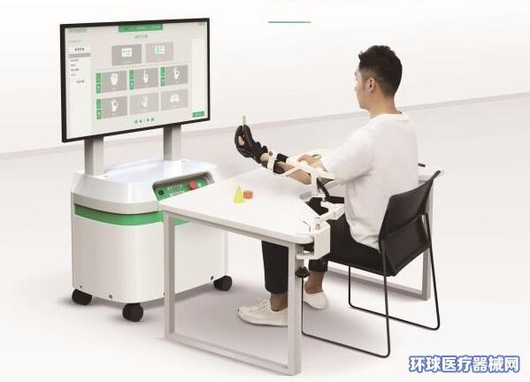手功能康复训练系统(软体手功能康复机器人手套)