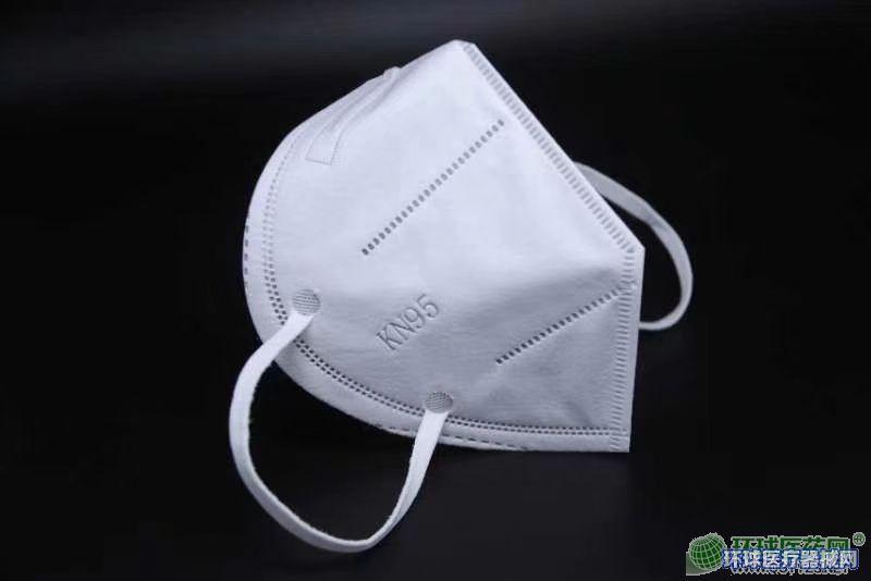 东贝医用防护口罩(KN95口罩英文版可出口)