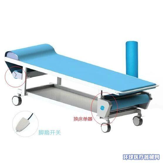 换床单器自动更换检查垫