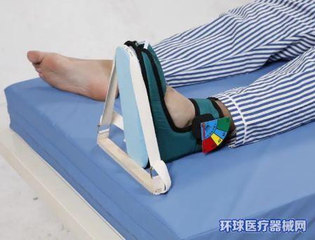 防足下垂护具--蒙泰护理下肢矫形训练鞋B-009