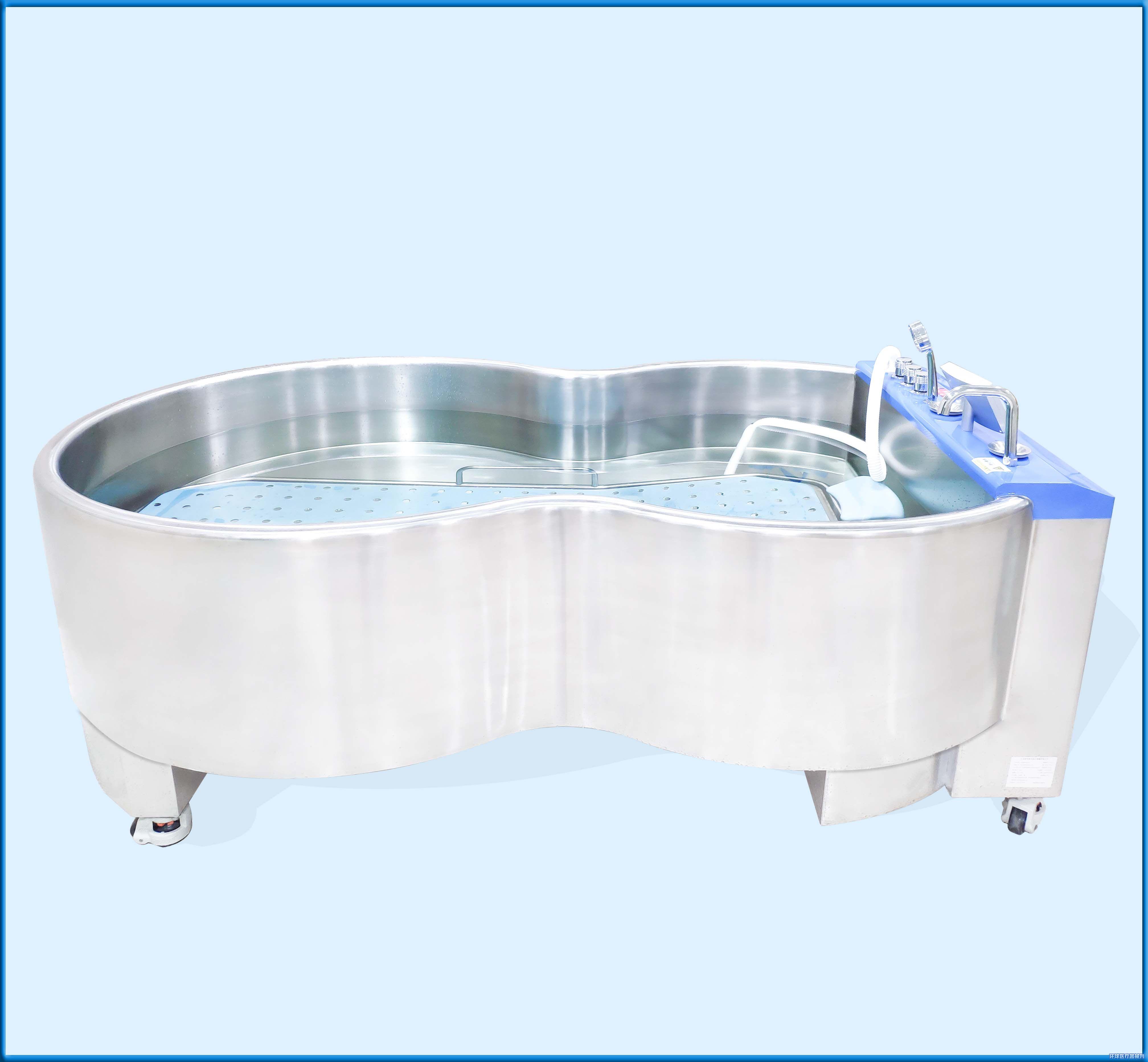 医用浸浴治疗机(蝶形浴槽)