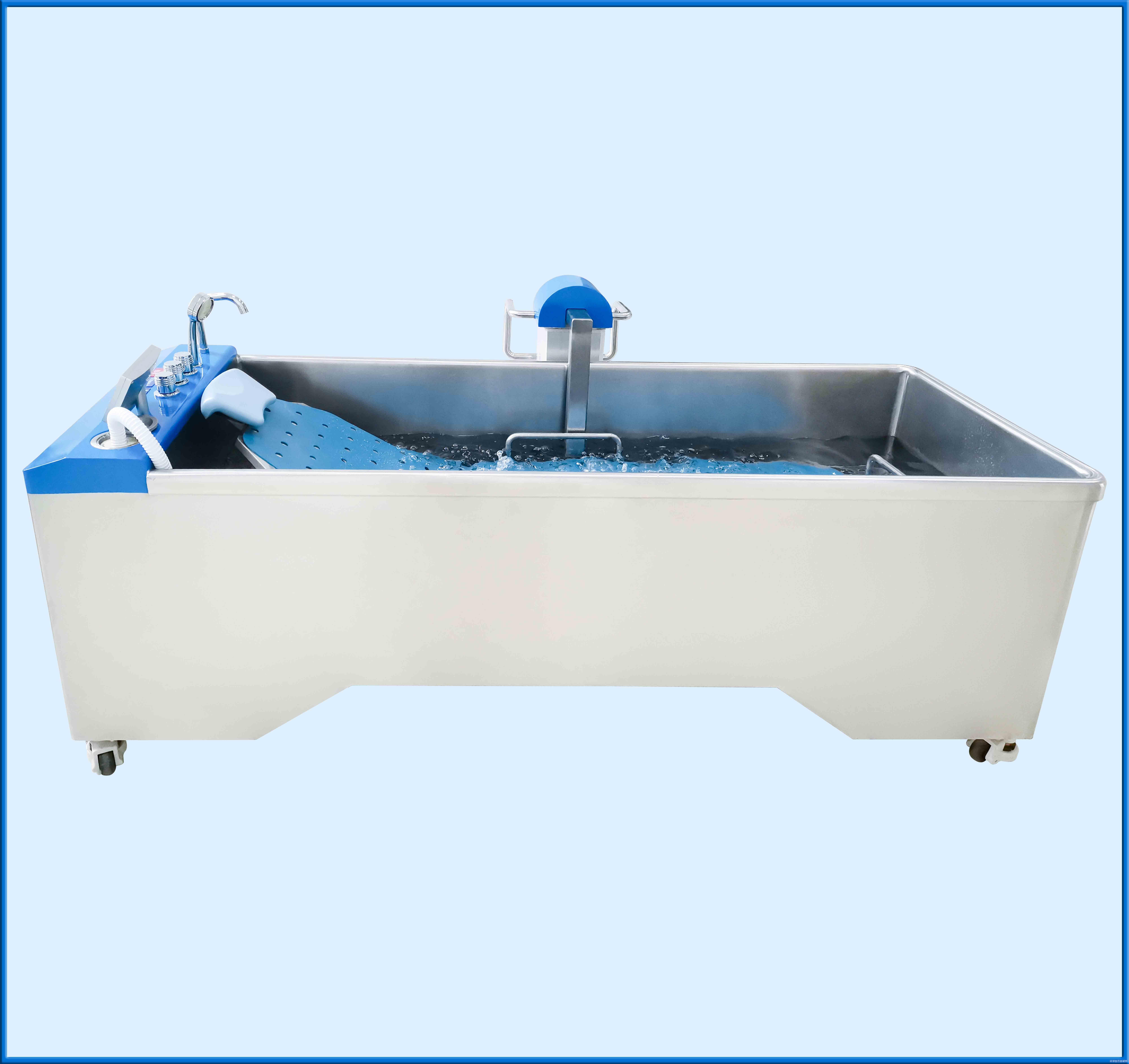 医用浸浴治疗机(烧伤浴缸)
