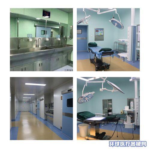 承接洁净手术室净化工程(ICU/妇产科/数字化层流手术室)