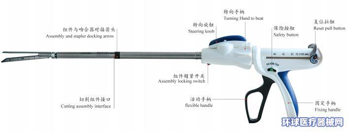 一次性腔镜用直线型切割吻合器及钉仓组件