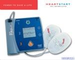 飞利浦除颤仪M3860AAED自动体外心脏除颤器带显示屏