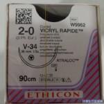 美国强生ETHICON可吸收性缝线W9962