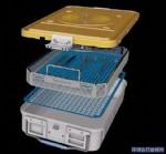 硬质灭菌盒,腔镜灭菌盒,消毒盒,清洗篮